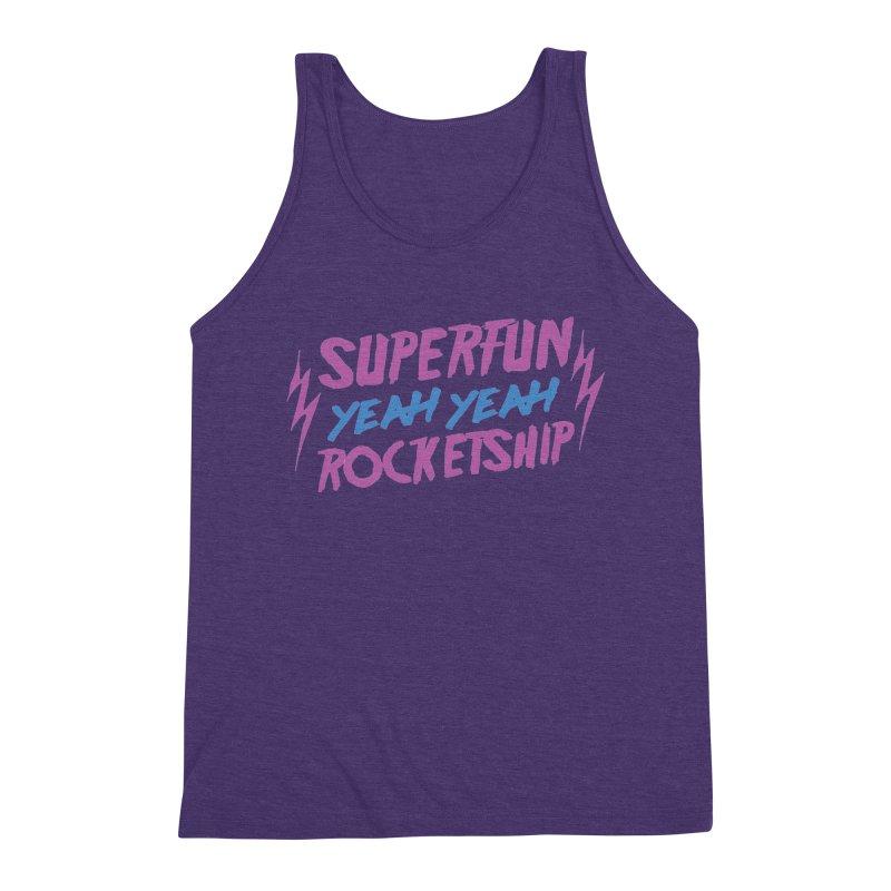 Men's None by Superfun Yeah Yeah Rocketship!