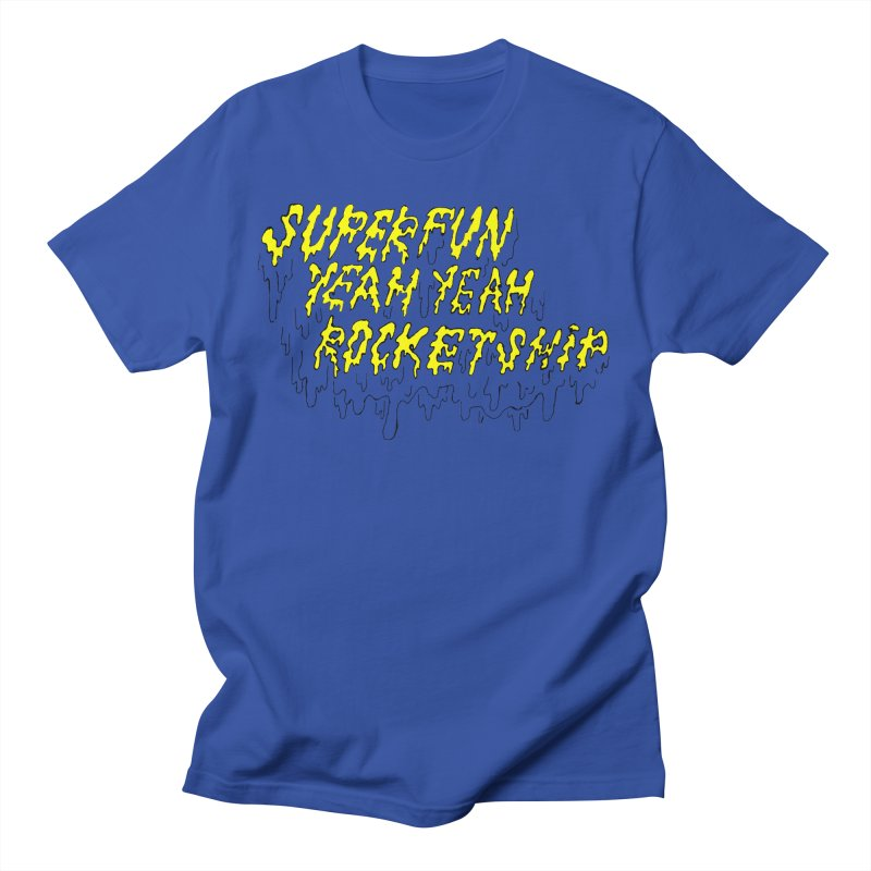 Ol Droopy Men's T-Shirt by Superfun Yeah Yeah Rocketship!
