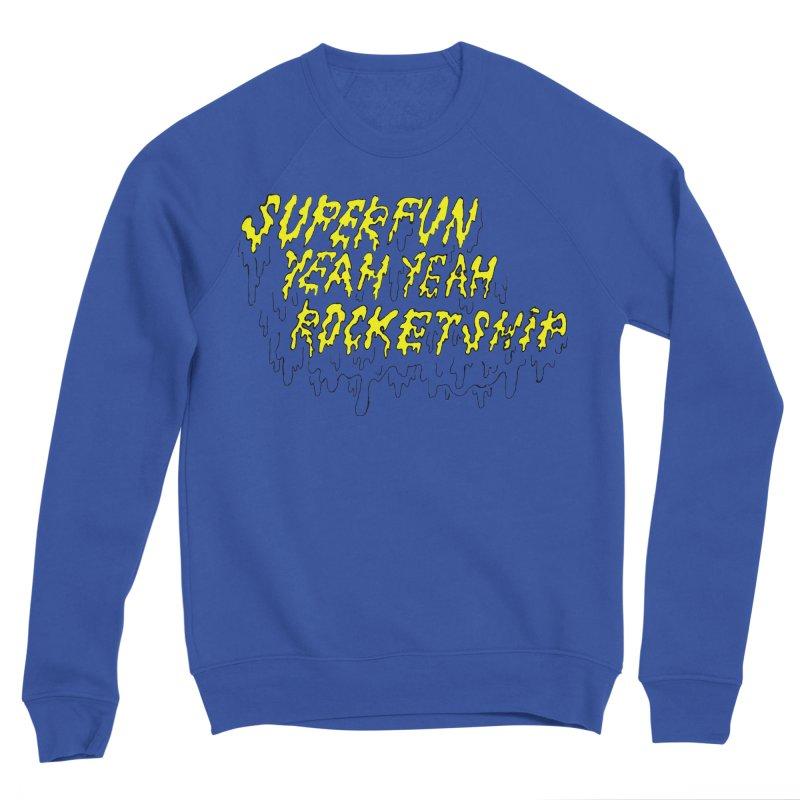Ol Droopy Men's Sweatshirt by Superfun Yeah Yeah Rocketship!