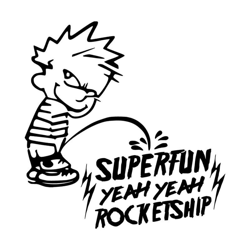 Troubled Youth Men's T-Shirt by Superfun Yeah Yeah Rocketship!