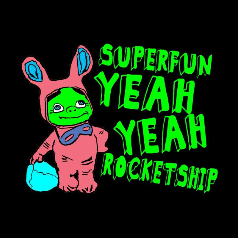 Bunny Boy Men's T-Shirt by Superfun Yeah Yeah Rocketship!