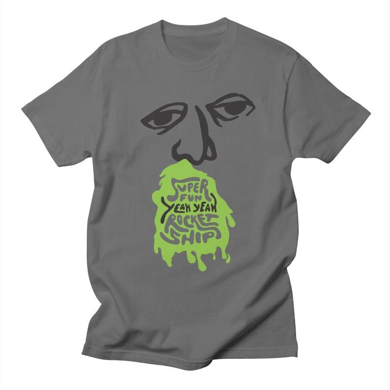 Snotty Nose Men's T-Shirt by Superfun Yeah Yeah Rocketship!