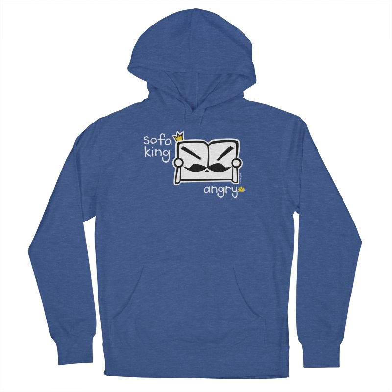 sofa king angry Men's Pullover Hoody by super good clothing @ threadless!
