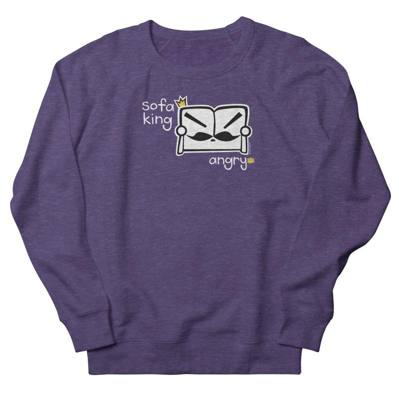sofa king angry Women's Sweatshirt by super good clothing @ threadless!