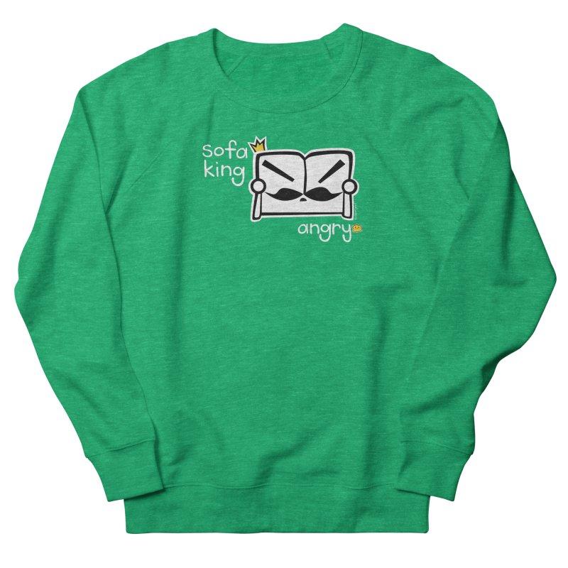 sofa king angry Men's Sweatshirt by super good clothing @ threadless!