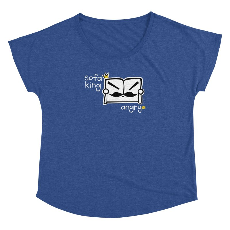 sofa king angry Women's Dolman by super good clothing @ threadless!
