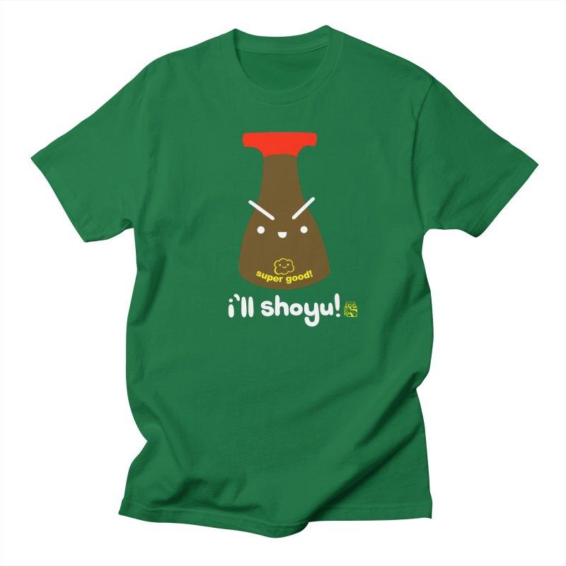 I'll Shoyu! Men's T-Shirt by super good clothing @ threadless!