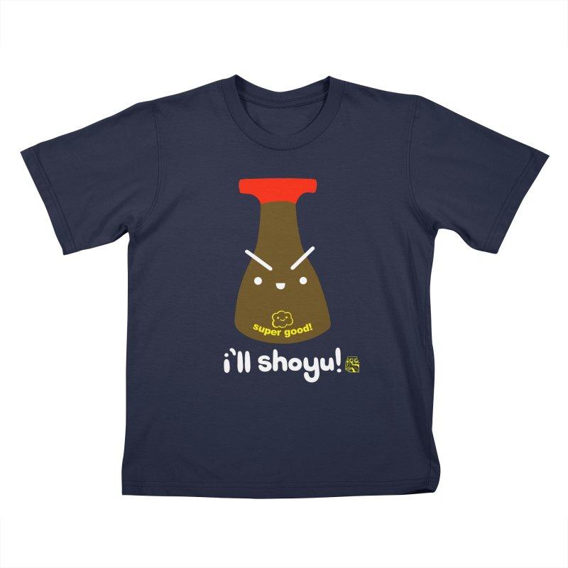 I'll Shoyu!   by super good clothing @ threadless!