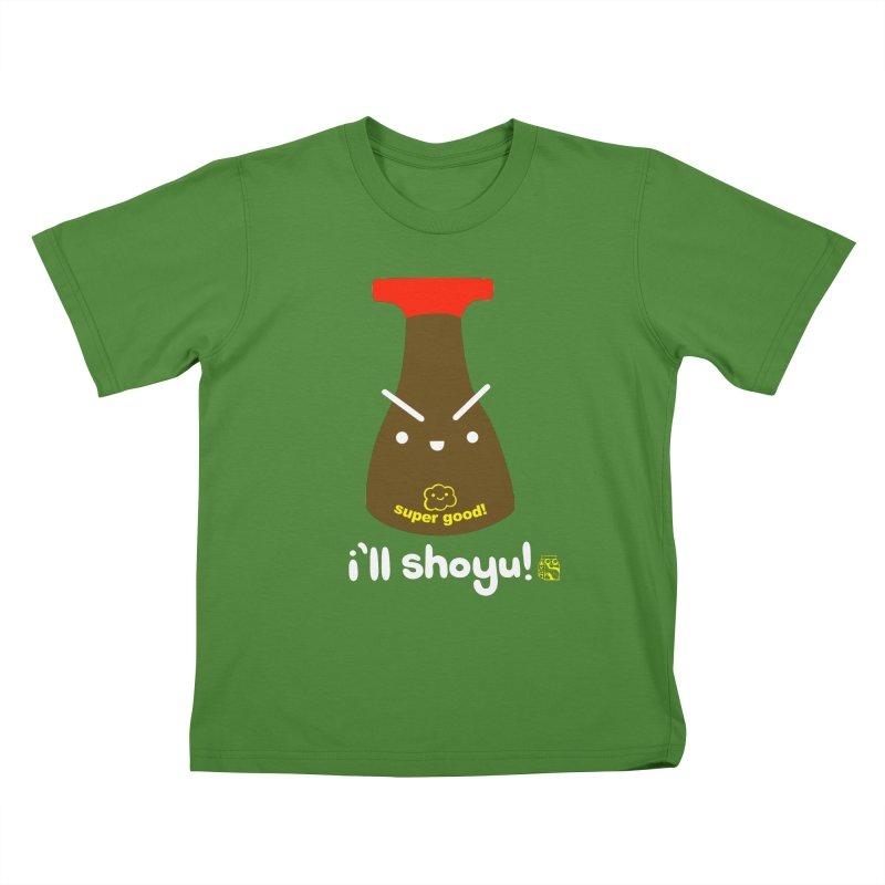 I'll Shoyu! Kids T-shirt by super good clothing @ threadless!