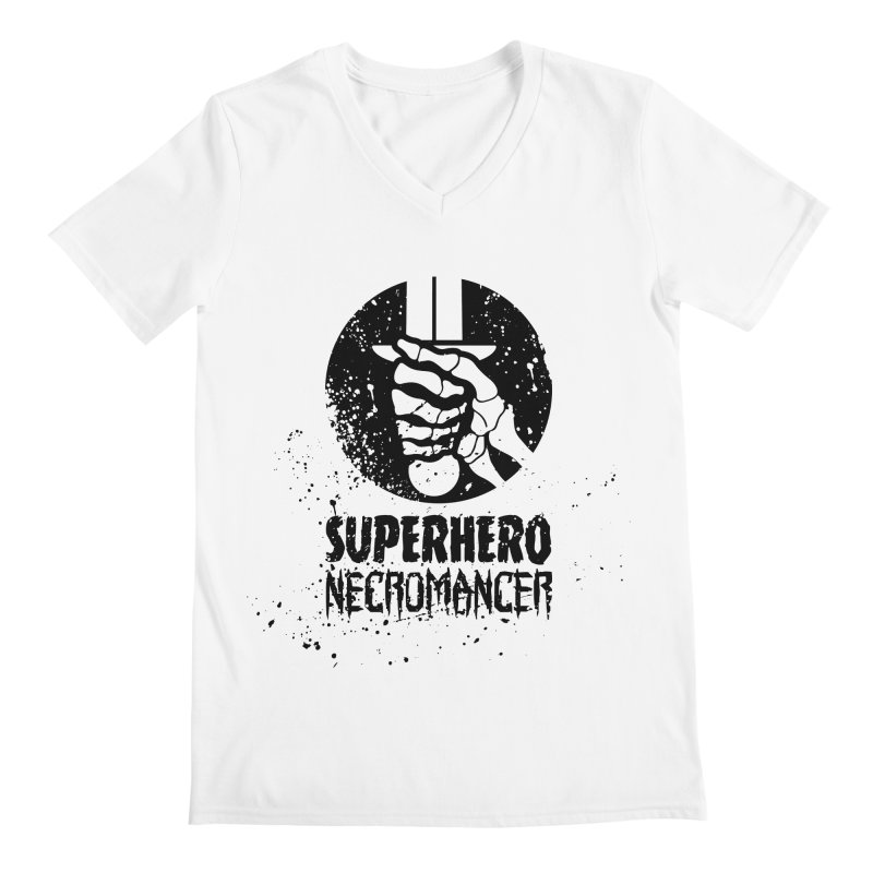 Men's None by Superhero Necromancer Press