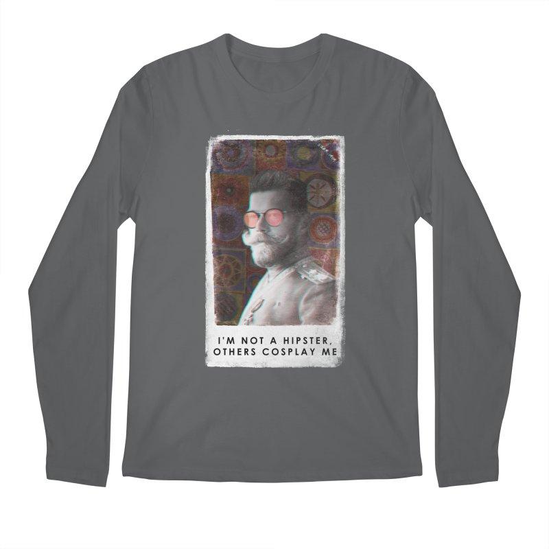 Emperor 1909 Men's Longsleeve T-Shirt by superivan's Strange Wear