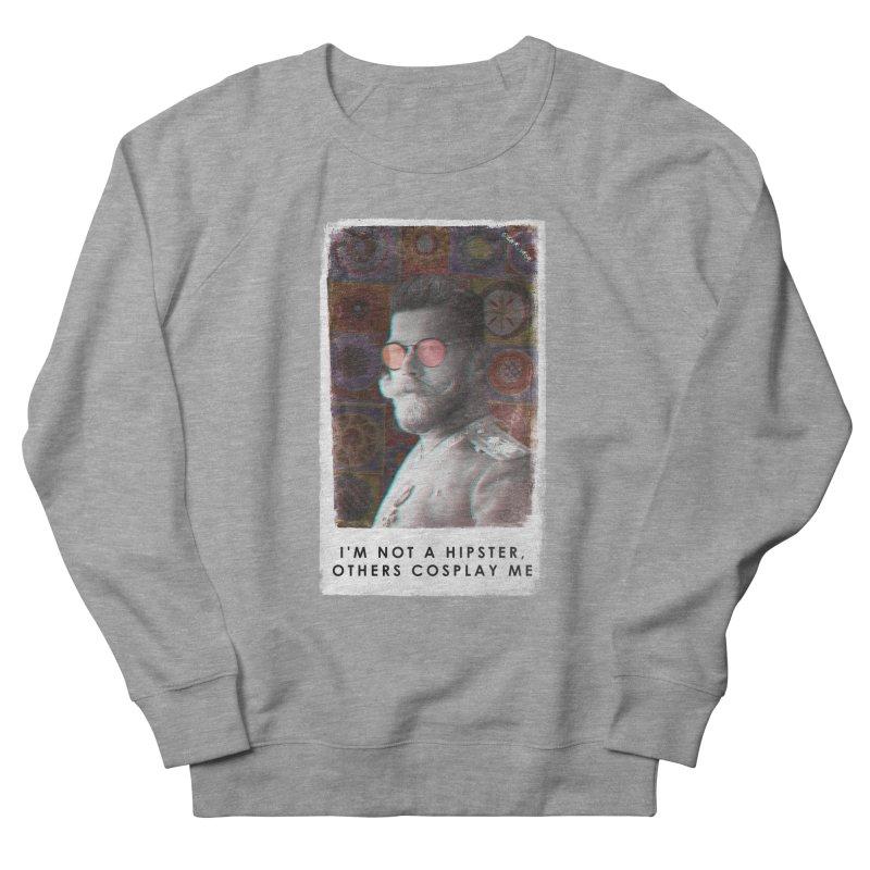 Emperor 1909 Men's Sweatshirt by superivan's Strange Wear