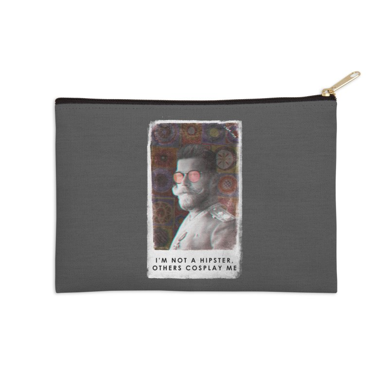Emperor 1909 Accessories Zip Pouch by superivan's Strange Wear