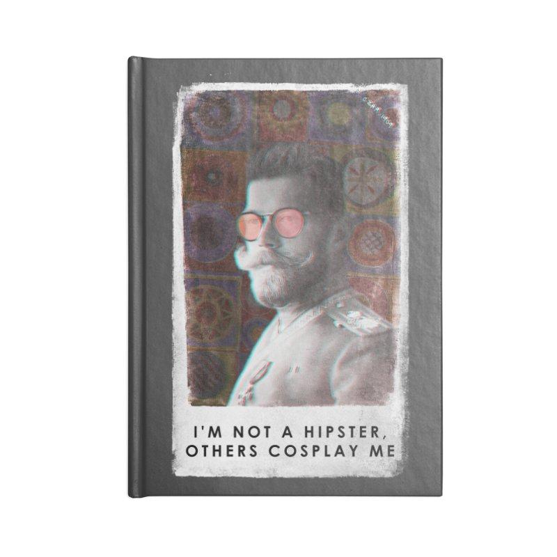 Emperor 1909 Accessories Notebook by superivan's Strange Wear