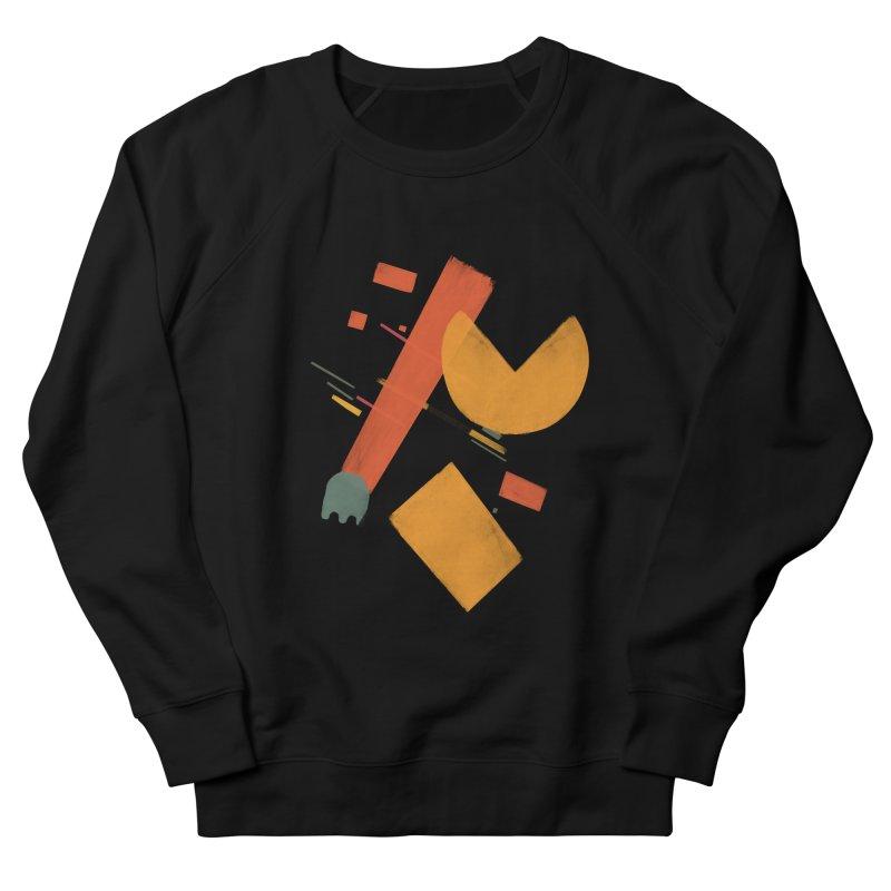 Ghostly Maze Men's Sweatshirt by superivan's Strange Wear