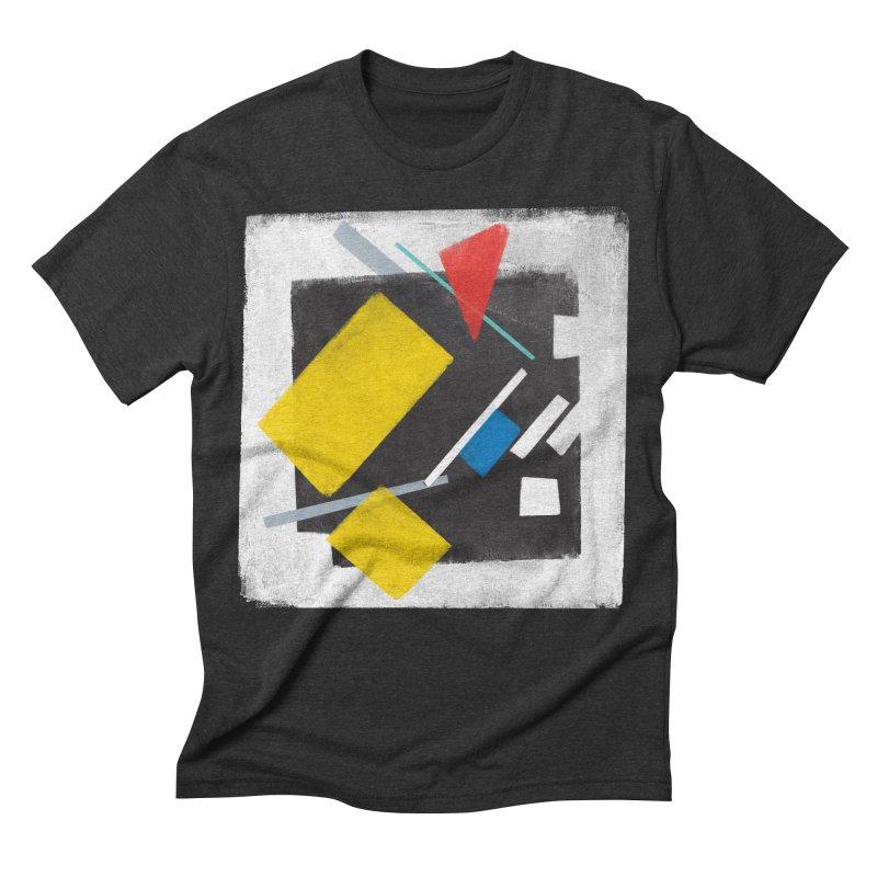 City Men's Triblend T-shirt by superivan's Strange Wear