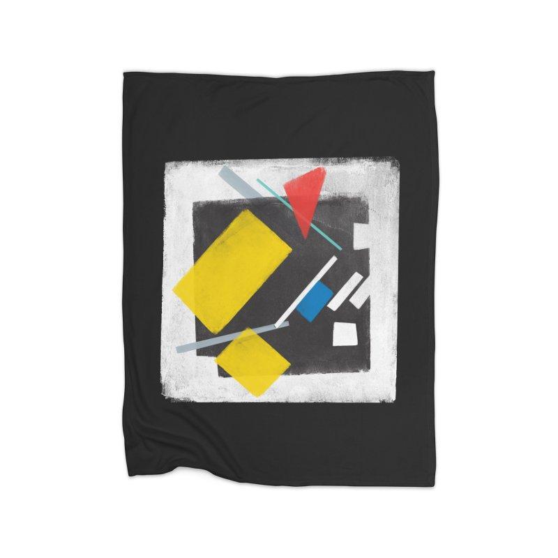 City Home Blanket by superivan's Strange Wear
