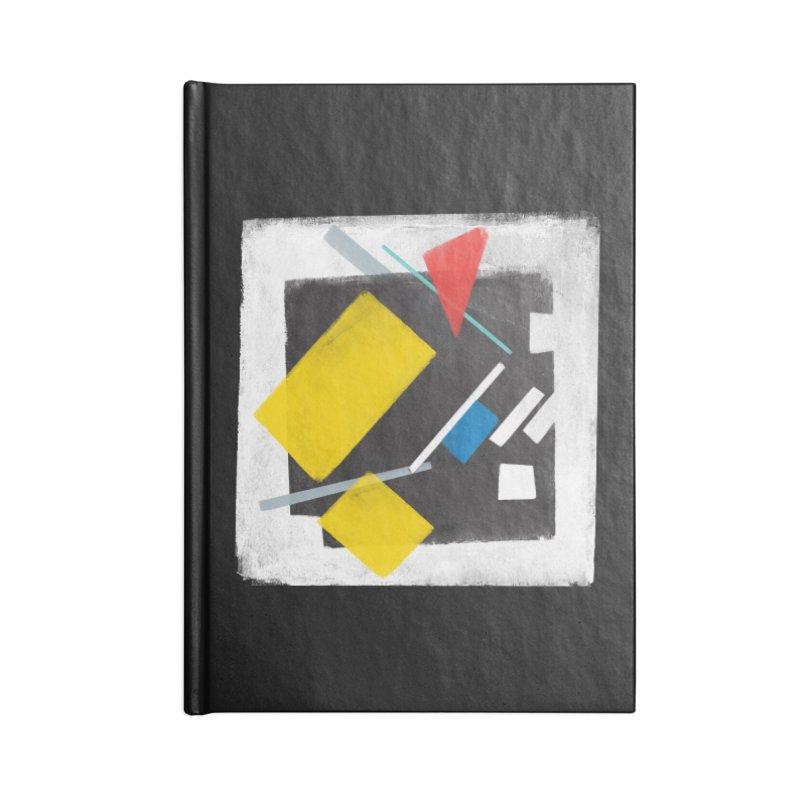 City Accessories Notebook by superivan's Strange Wear
