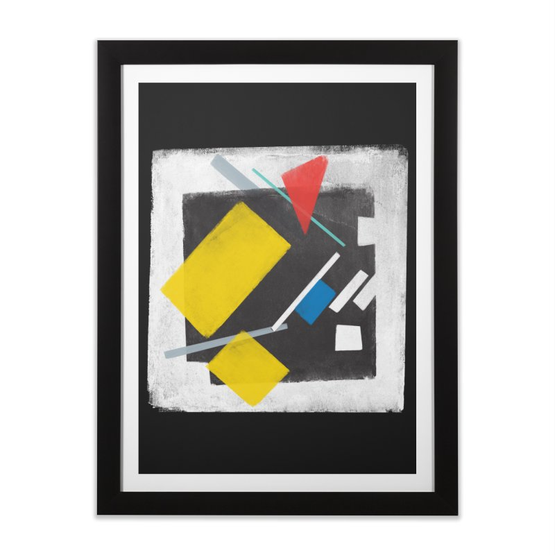 City Home Framed Fine Art Print by superivan's Strange Wear
