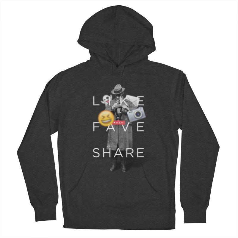 Everyday Life Men's Pullover Hoody by superivan's Strange Wear