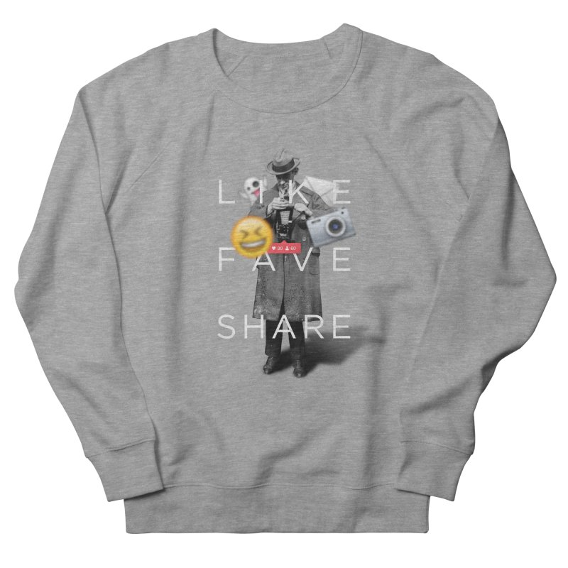 Everyday Life Men's Sweatshirt by superivan's Strange Wear