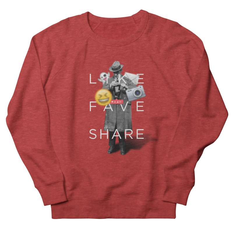Everyday Life Men's Sweatshirt by superivan's Strange Wear