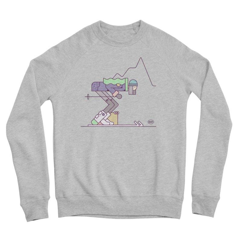 E girl Men's Sponge Fleece Sweatshirt by Super Magic Friend Store