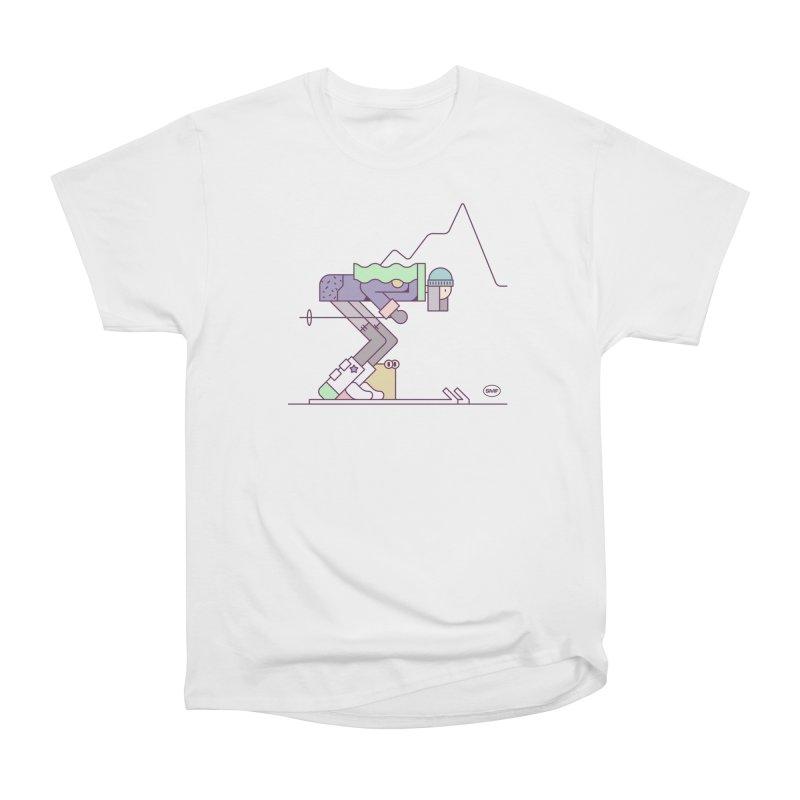 E girl Men's Heavyweight T-Shirt by Super Magic Friend Store