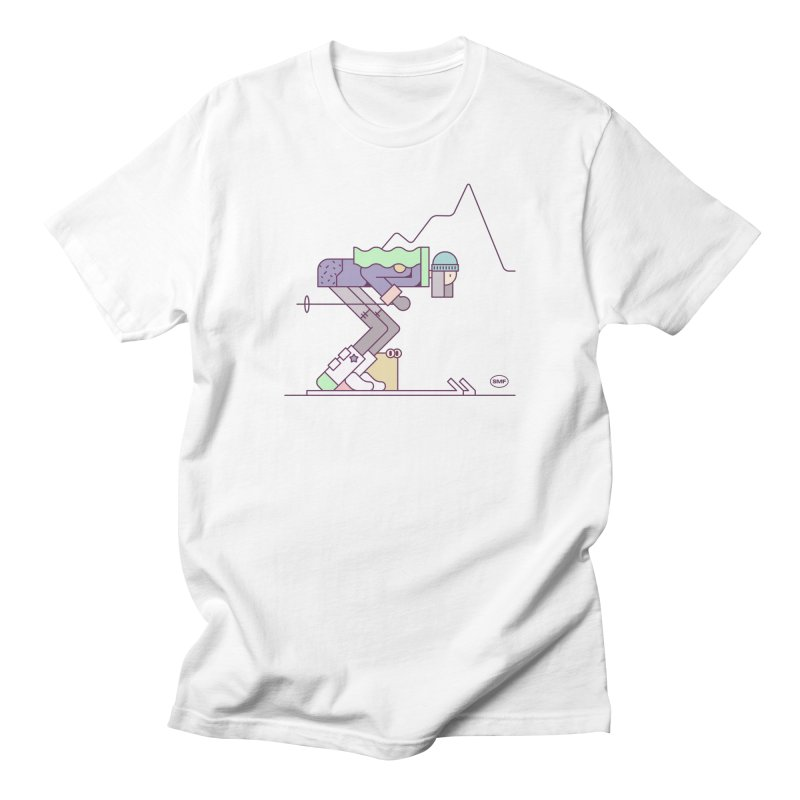 E girl Men's T-Shirt by Super Magic Friend Store