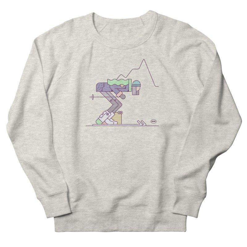 E girl Women's French Terry Sweatshirt by Super Magic Friend Store