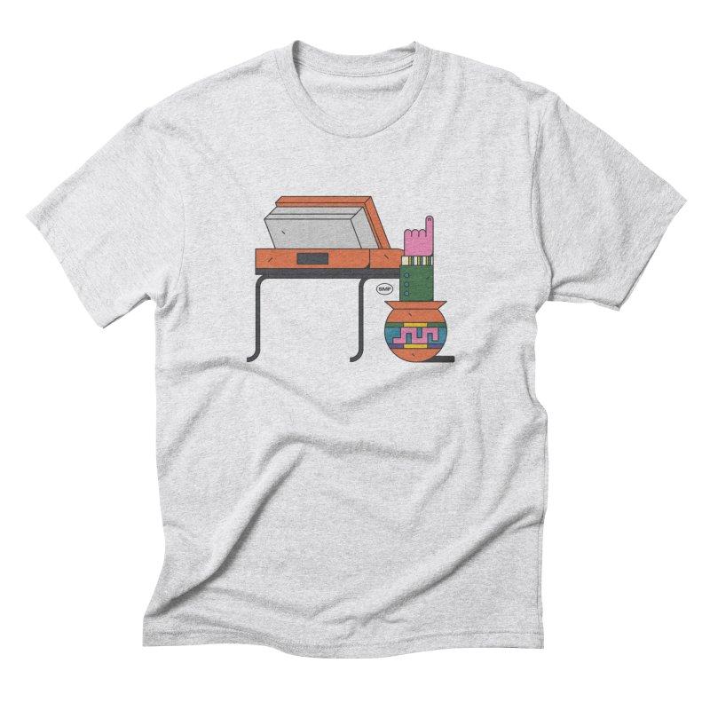 Model F(inger) Men's Triblend T-Shirt by Super Magic Friend Store