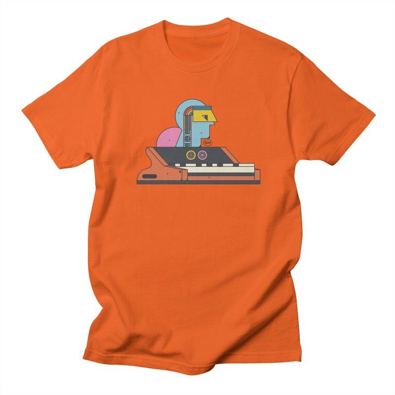 Analog Mind Women's Regular Unisex T-Shirt by Super Magic Friend Store