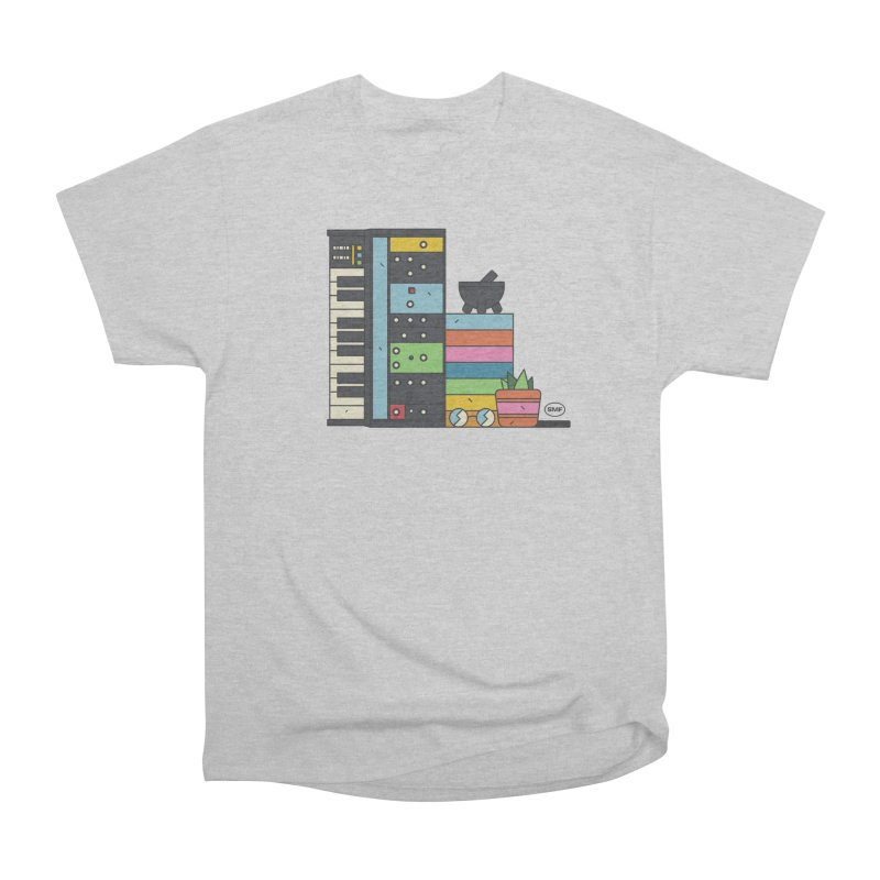 Granny Women's Heavyweight Unisex T-Shirt by Super Magic Friend Store
