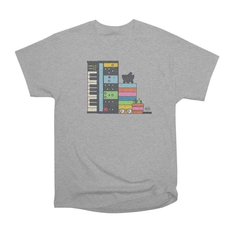 Granny Men's Heavyweight T-Shirt by Super Magic Friend Store