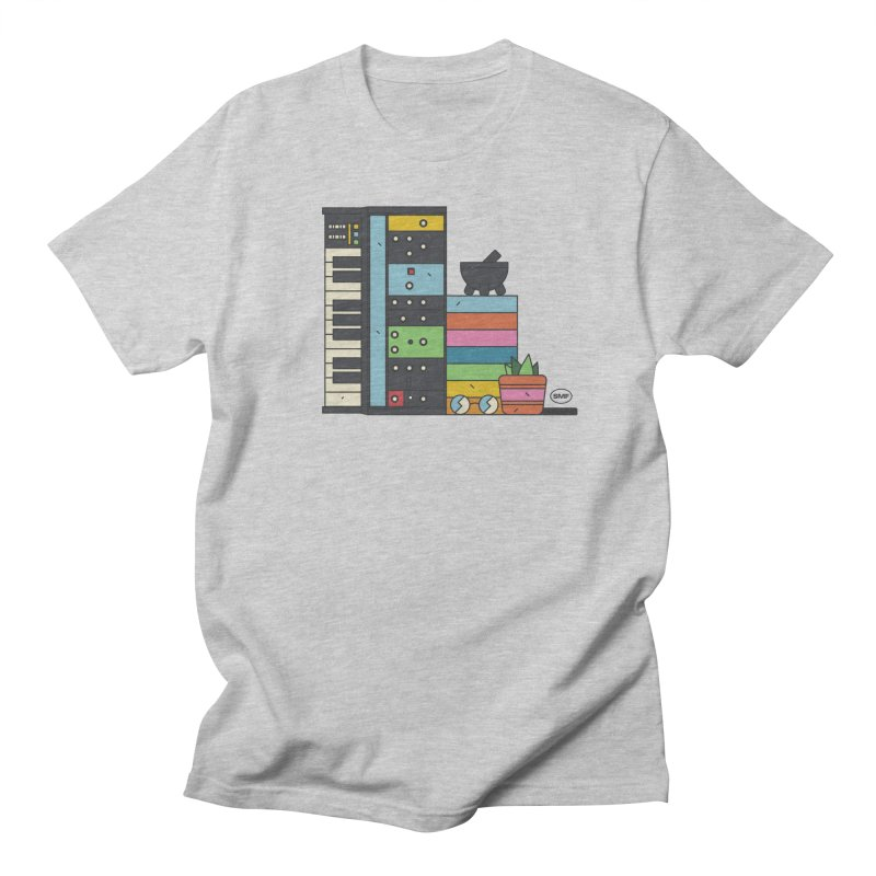 Granny Women's Regular Unisex T-Shirt by Super Magic Friend Store