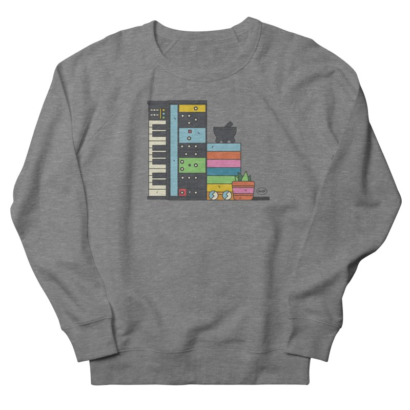 Granny Women's French Terry Sweatshirt by Super Magic Friend Store