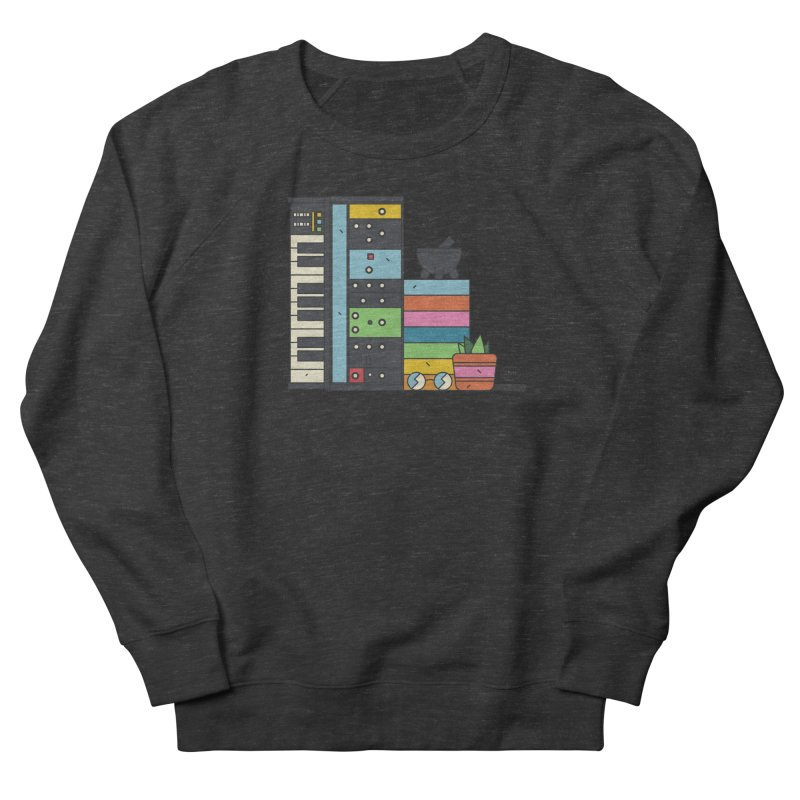 Granny Men's French Terry Sweatshirt by Super Magic Friend Store