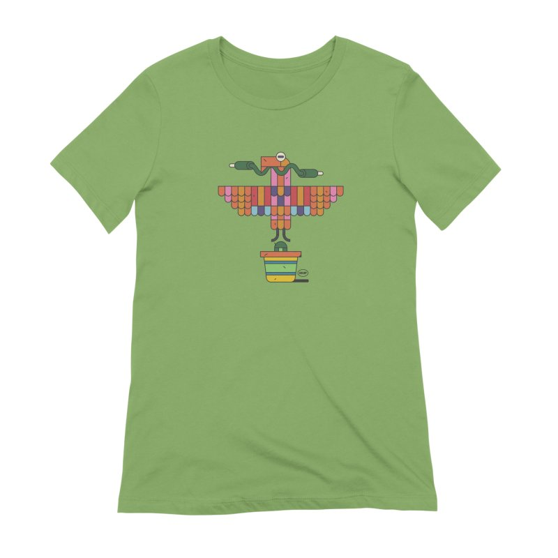 Analogtitlan Women's Extra Soft T-Shirt by Super Magic Friend Store