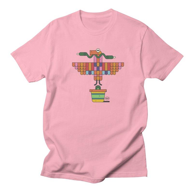 Analogtitlan Men's Regular T-Shirt by Super Magic Friend Store