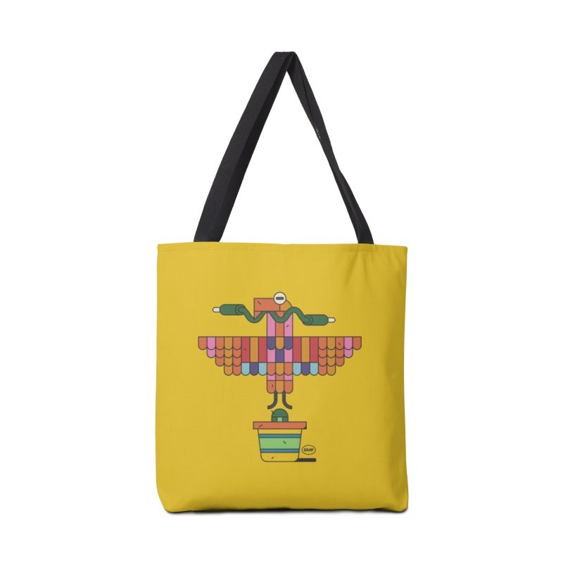 Analogtitlan Accessories Tote Bag Bag by Super Magic Friend Store