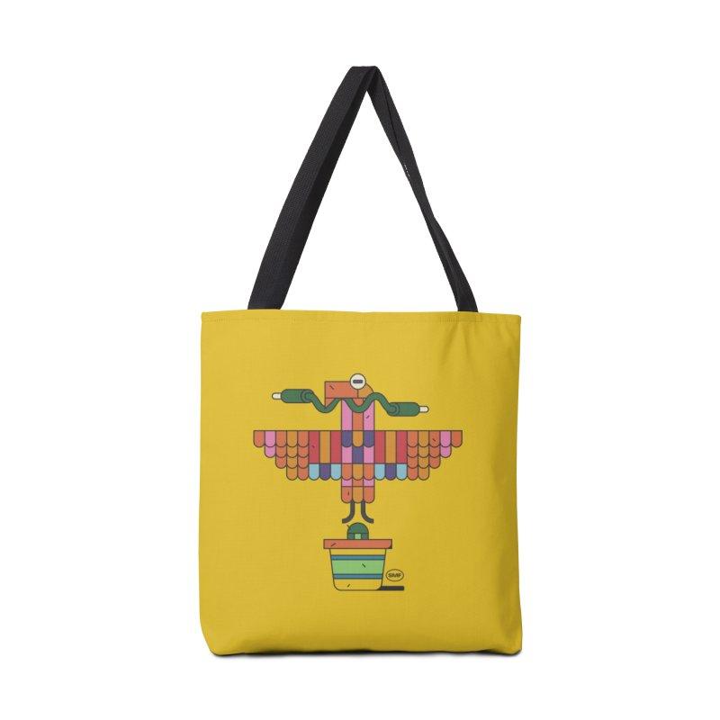 Analogtitlan Accessories Tote Bag Bag by Super Magic Friend Store