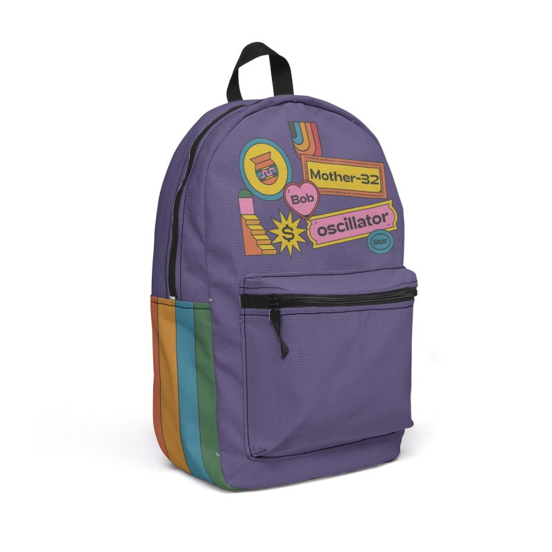 Patchs Accessories Backpack Bag by Super Magic Friend Store