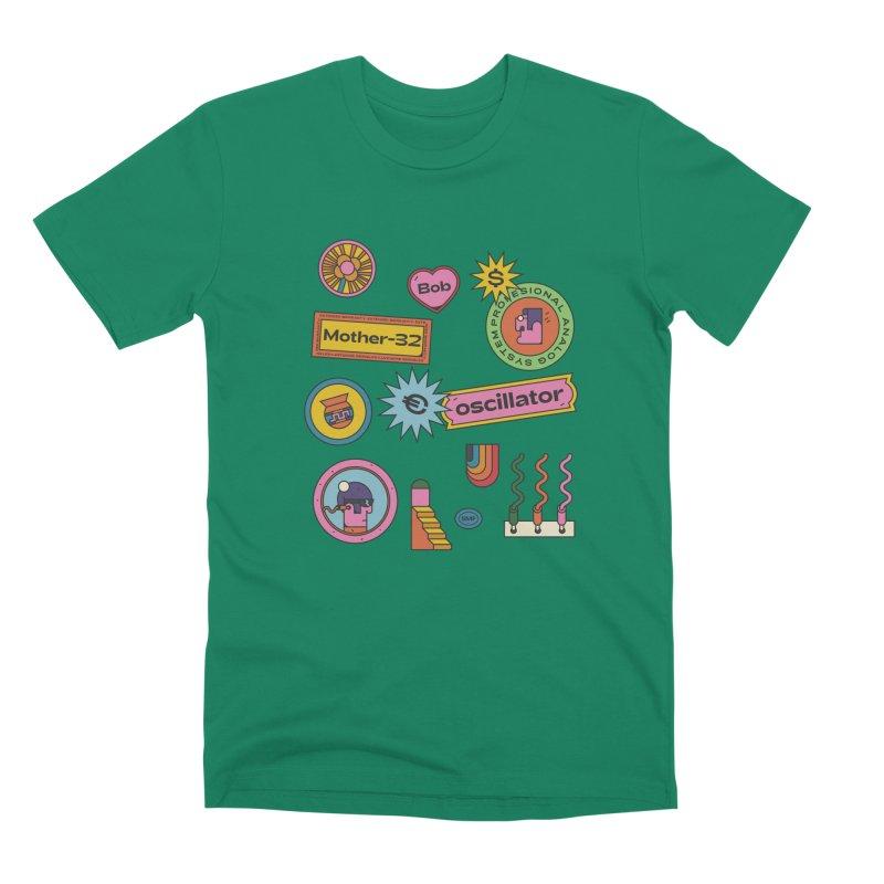 Patchs Men's Premium T-Shirt by Super Magic Friend Store