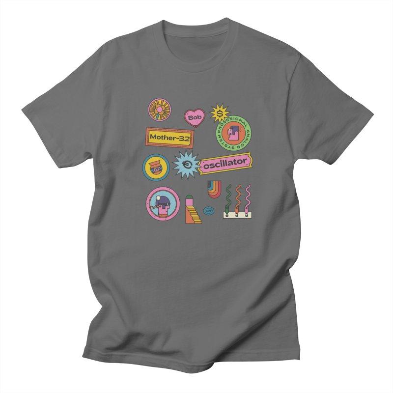 Patchs Men's T-Shirt by Super Magic Friend Store