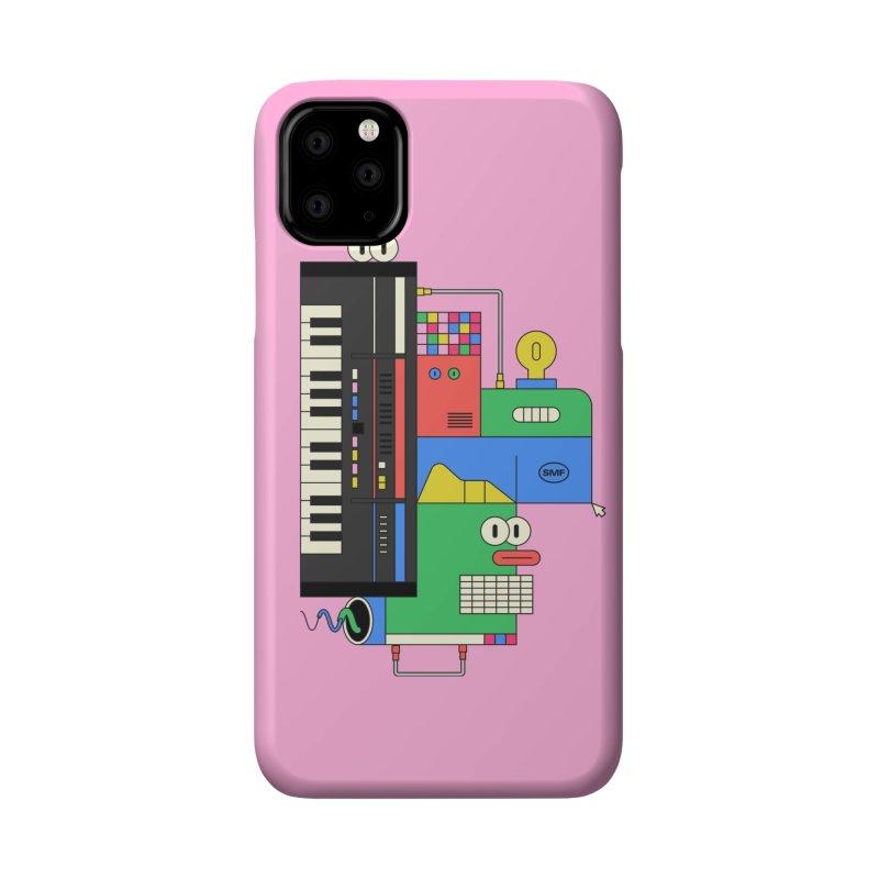 JUN106 Accessories Phone Case by Super Magic Friend Store