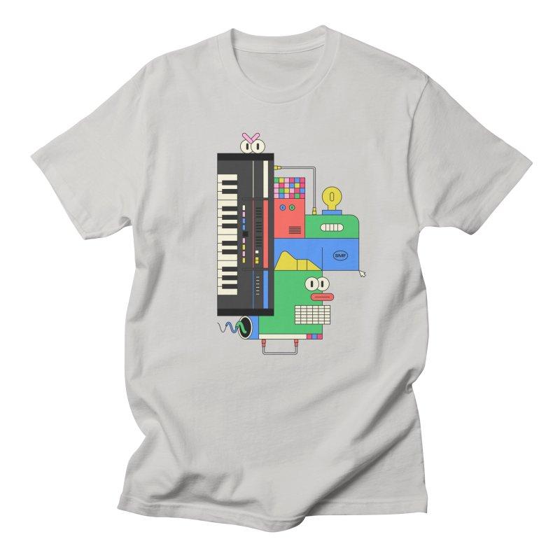 JUN106 Men's T-Shirt by Super Magic Friend Store