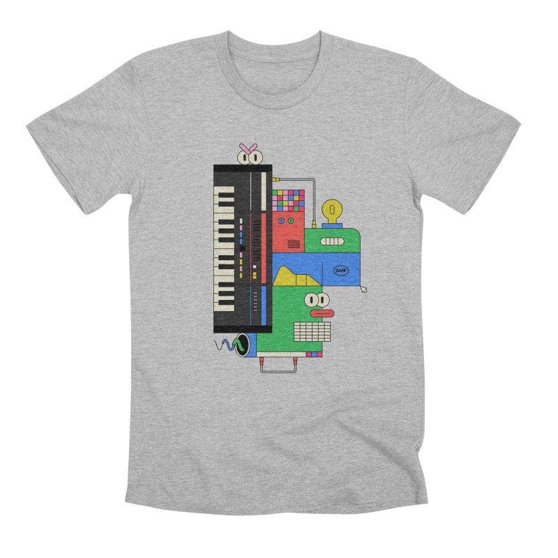 JUN106 Men's Premium T-Shirt by Super Magic Friend Store