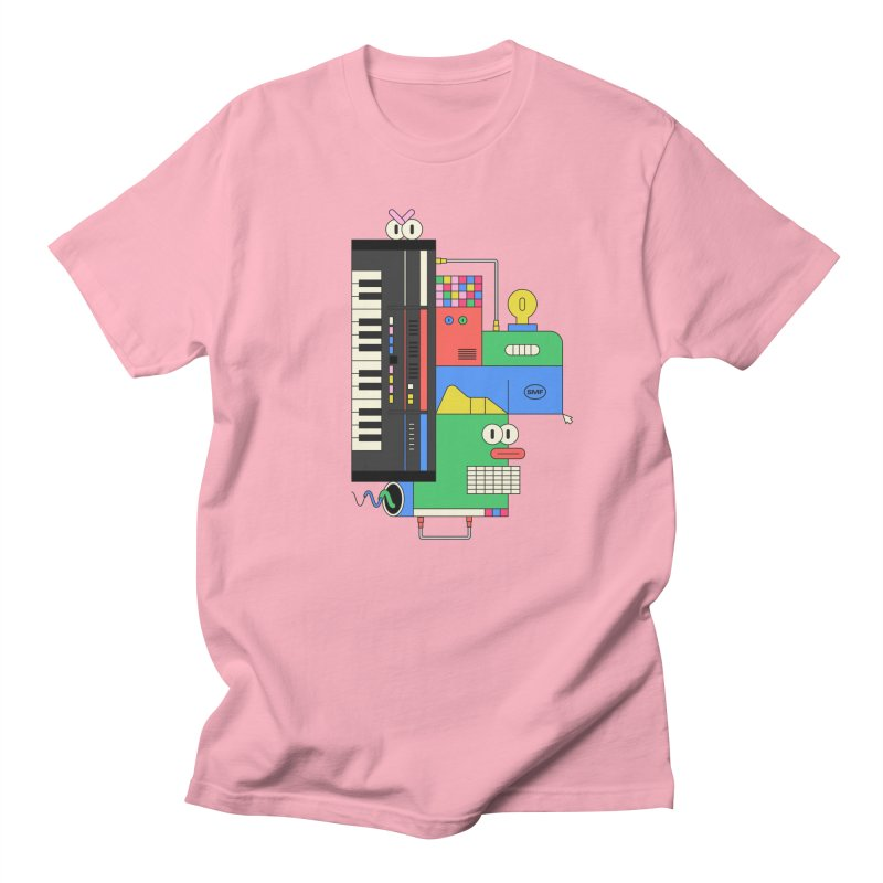 JUN106 Men's Regular T-Shirt by Super Magic Friend Store