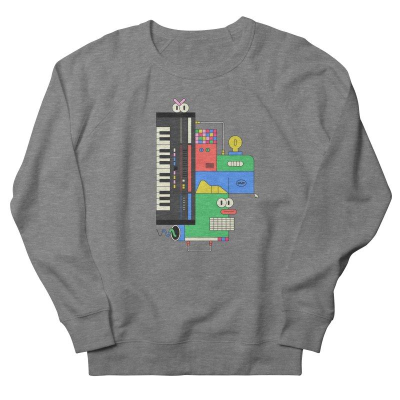 JUN106 Women's French Terry Sweatshirt by Super Magic Friend Store