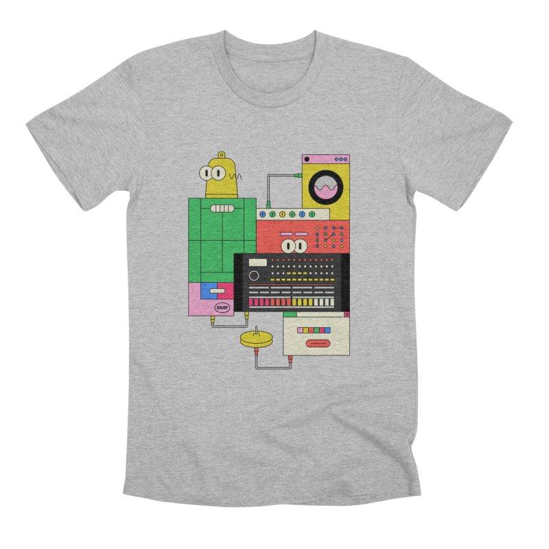 COWBELL Men's Premium T-Shirt by Super Magic Friend Store